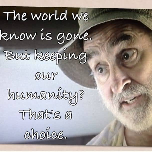 Walking Dead Quotes Meme Image 15