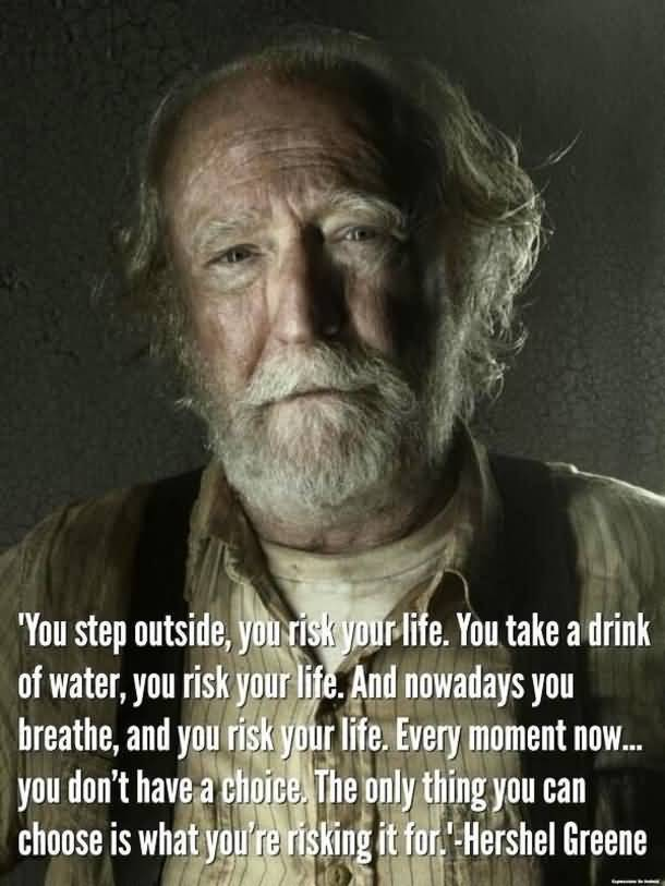 Walking Dead Quotes Meme Image 17