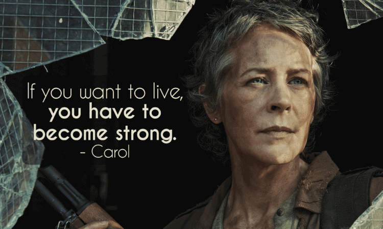 Walking Dead Quotes Meme Image 19