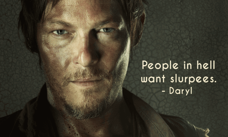 Walking Dead Quotes Meme Image 22
