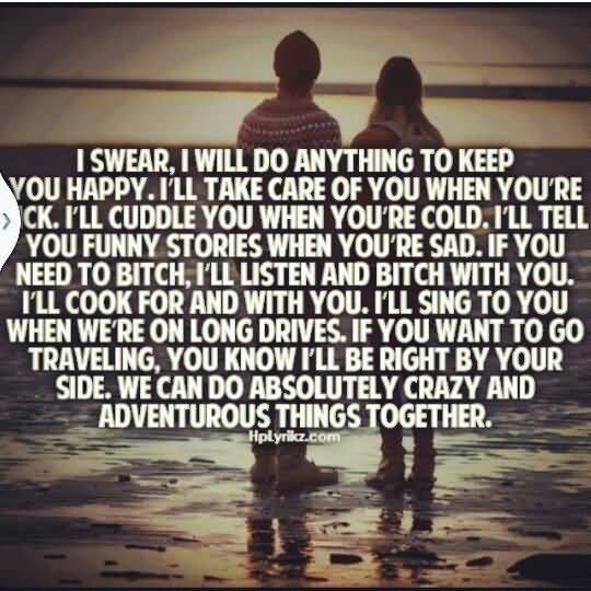 Your My Everything Quotes For Her Meme Image 11