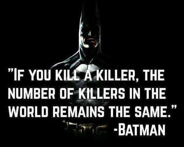Batman Captions Joke