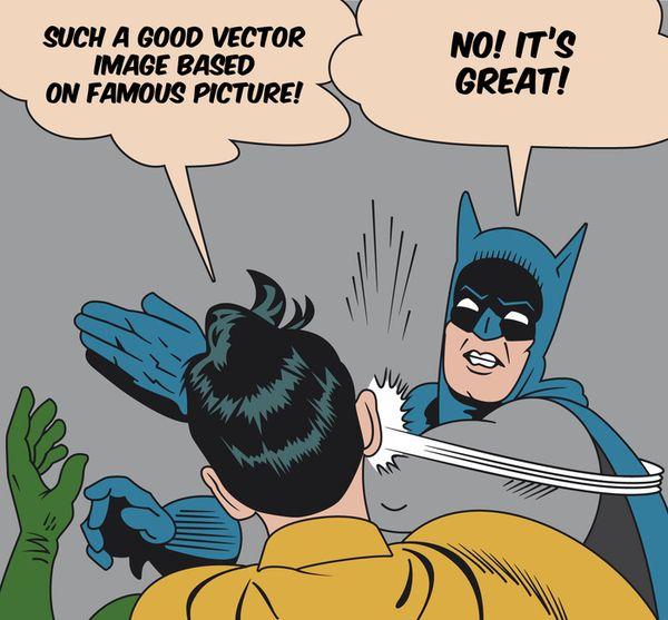Batman Punches Robin Pictures Joke Meme