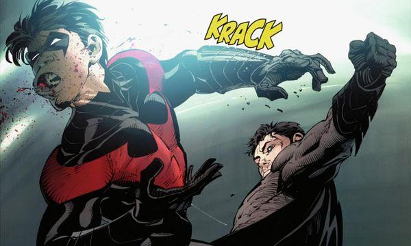 Batman Punches Robin Pictures Memes