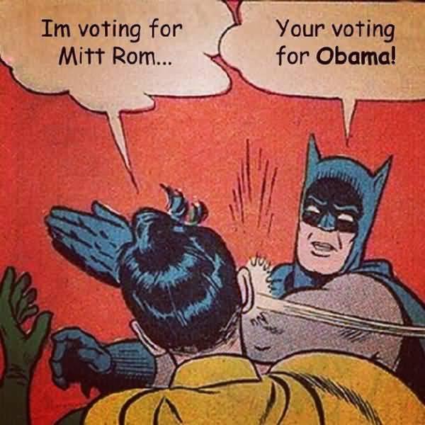 Batman Slapping Robin Meme Photo
