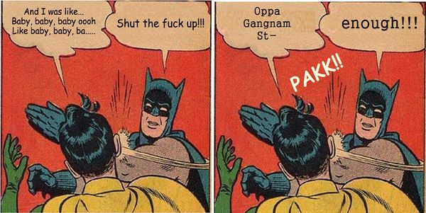 Batman Smacks Robin Comic Pictures