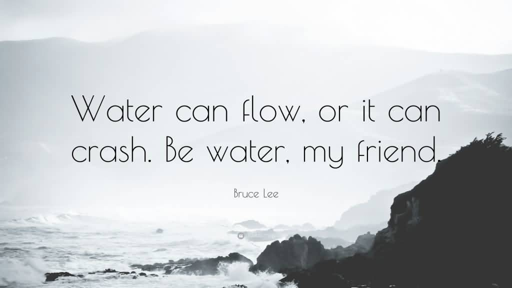 Be Water My Friend Quotes 05