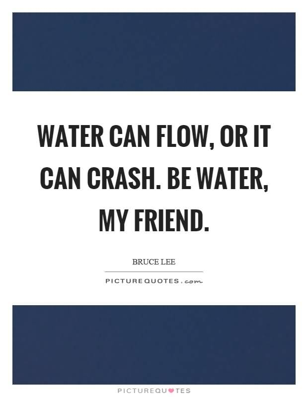 Be Water My Friend Quotes 20