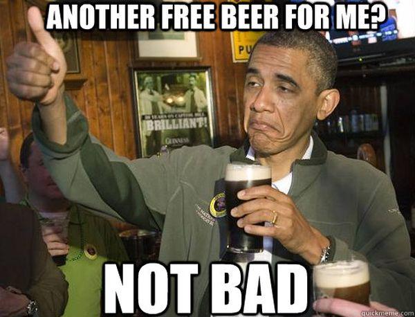 Best free beer meme graphics