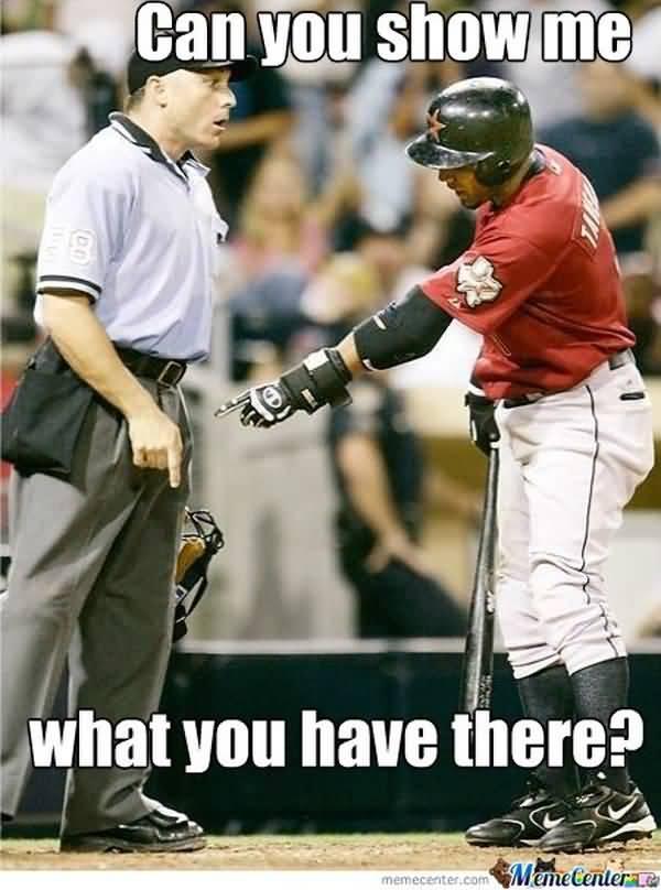 Best funny baseball pic joke meme