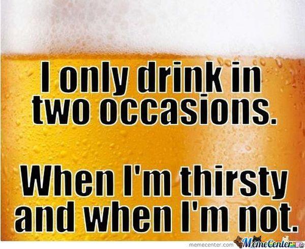 Best funny beer memes joke