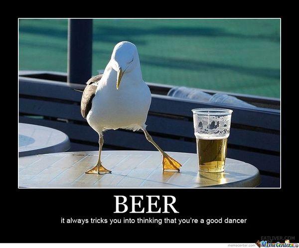 Best funny happy birthday beer meme pics