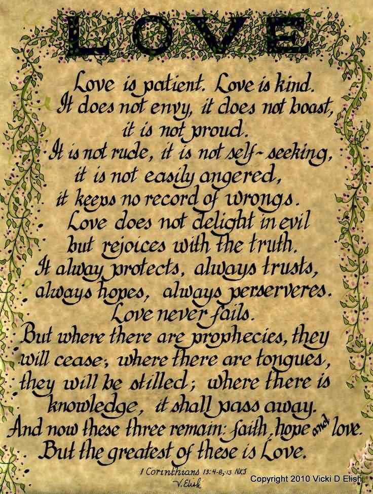 Biblical Quotes On Love 07