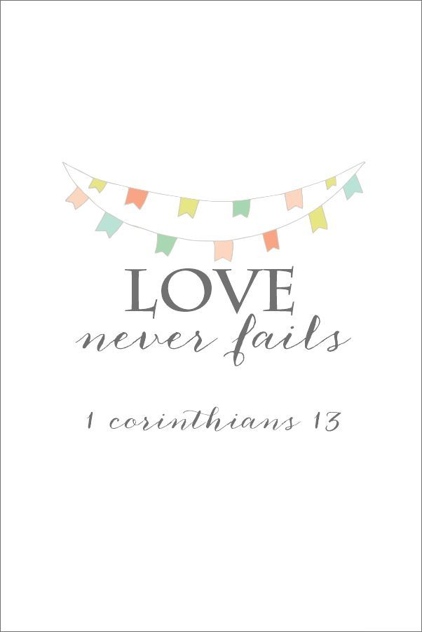 Biblical Quotes On Love 10
