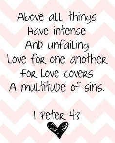 Biblical Quotes On Love 17