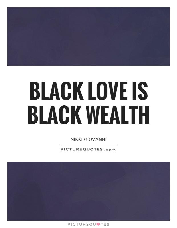 Black Love Quotes 19