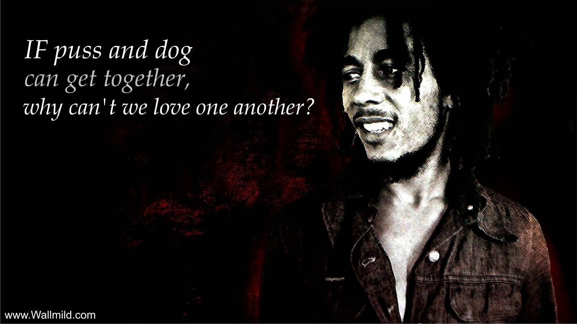 Bob Marley Quotes About Friendship 08