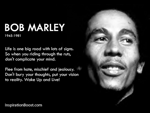 Bob Marley Quotes About Friendship 09