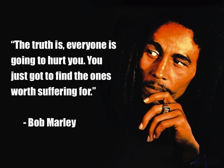 Bob Marley Quotes About Friendship 13