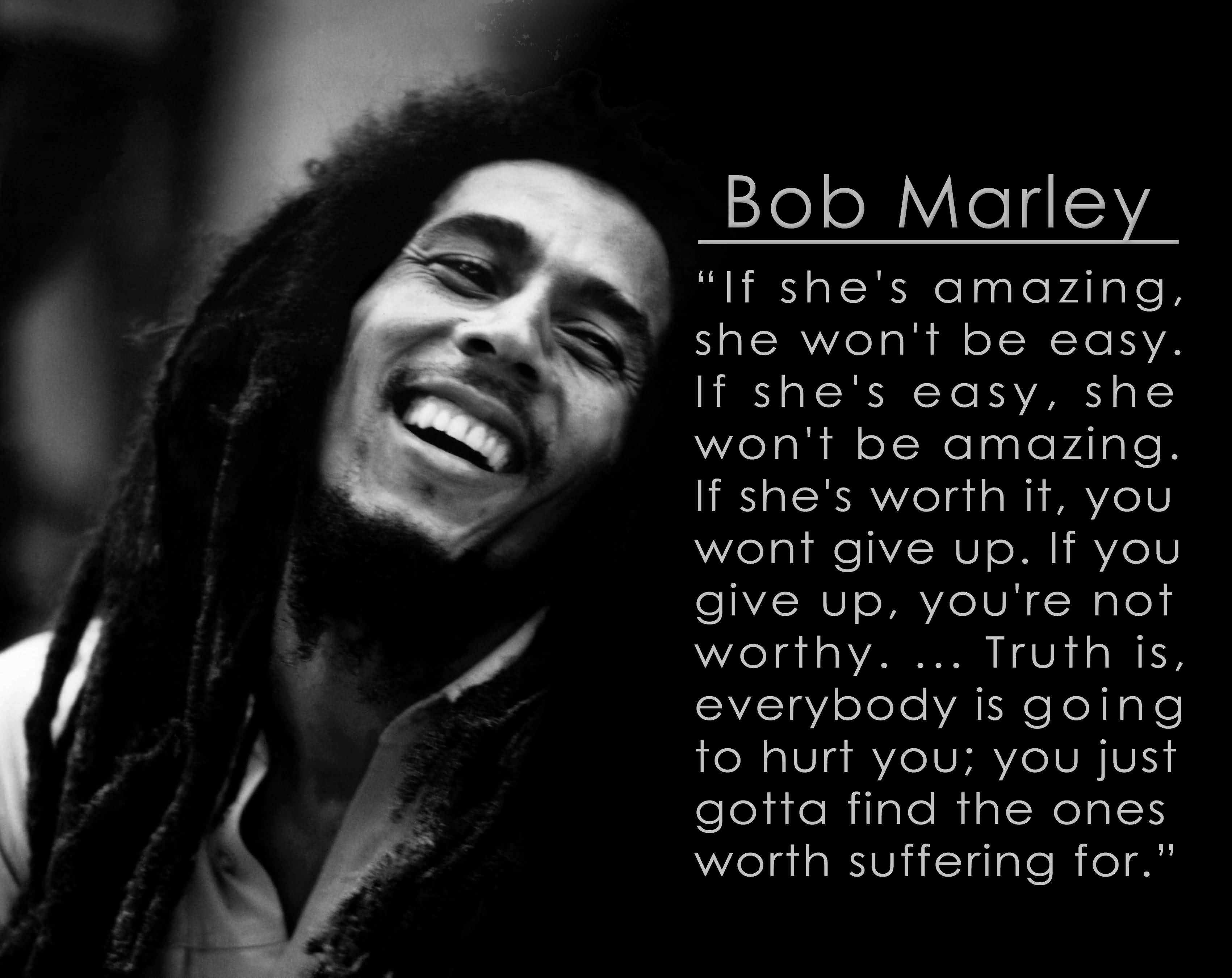 Bob Marley Quotes About Friendship 16