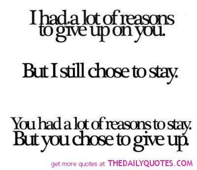 Break Up Love Quotes 09