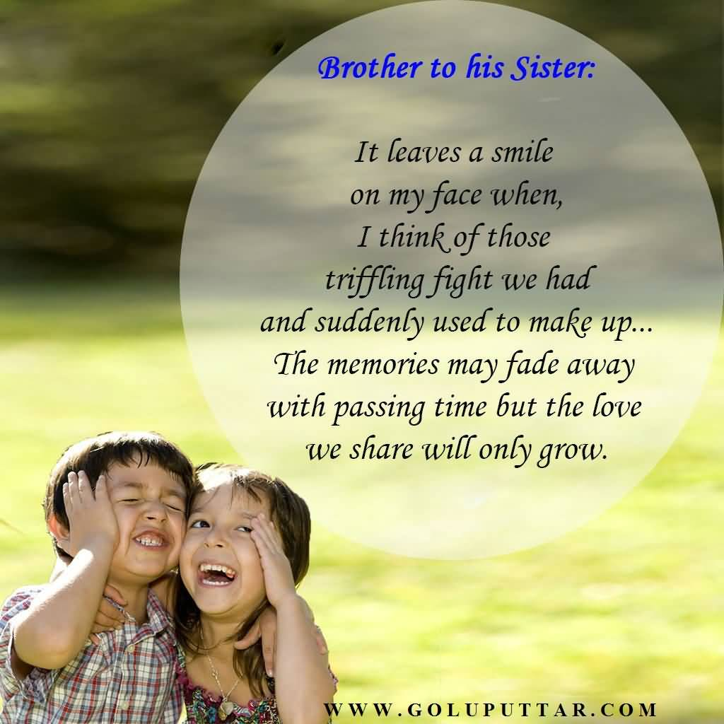 Brother And Sister Love Quotes 01