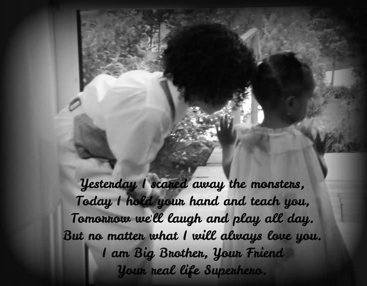 Brother And Sister Love Quotes 02