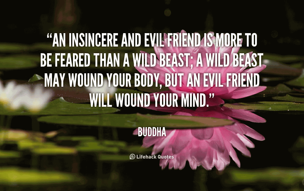 60 Buddha Quotes About Friendship Photos Pictures QuotesBae Custom Buddha Quotes About Friendship