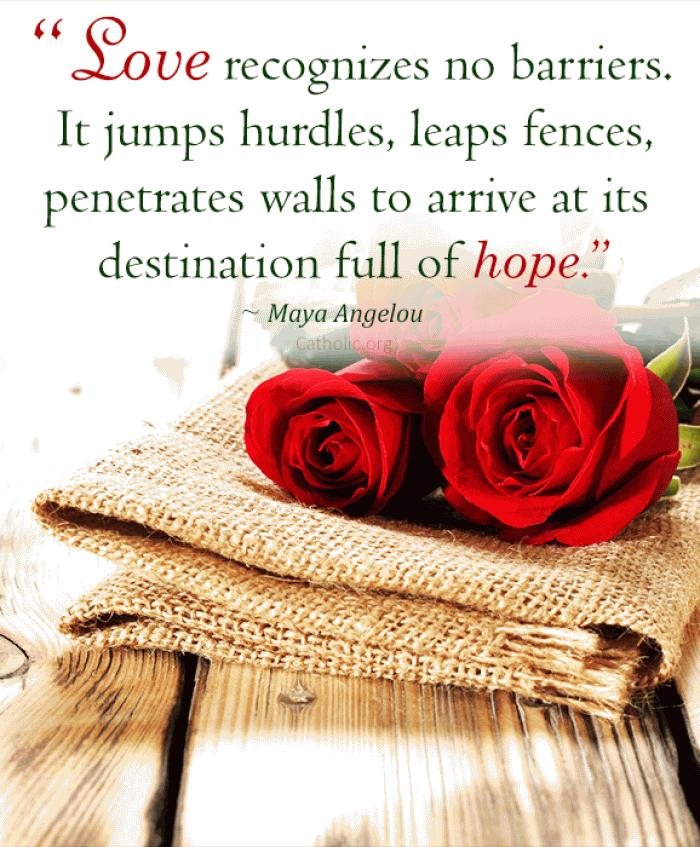 Catholic Quotes On Love 14
