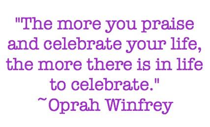 Celebrate Life Quotes 06