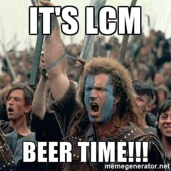 Cool beer time meme image