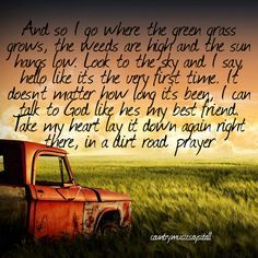 Country Life Quotes And Sayings 10 | QuotesBae