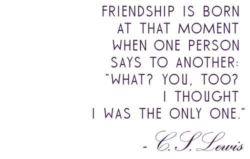 Cs Lewis Quote About Friendship 02