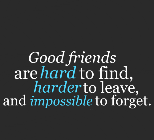 Deep Quotes About Friendship 15