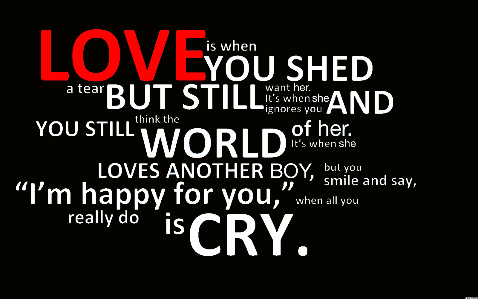 Definition Of Love Quotes 01