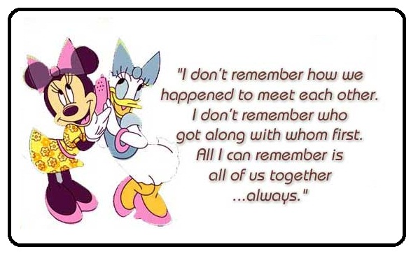 20 Disney Quote About Friendship Graphics and Pictures ...