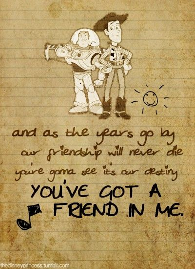Disney Quote About Friendship 14
