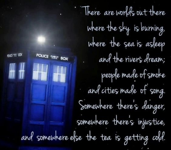 20 Doctor Who Quotes About Love Images & Pics   QuotesBae