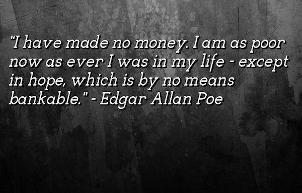 Edgar Allan Poe Life Quotes 11