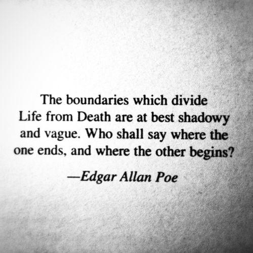 Edgar Allan Poe Life Quotes 15