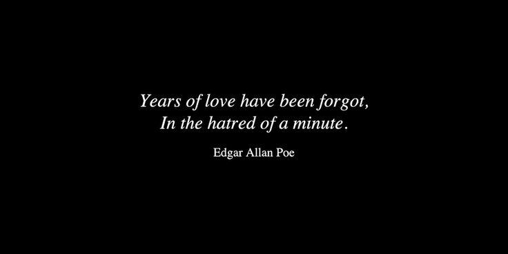 Edgar Allan Poe Life Quotes 16