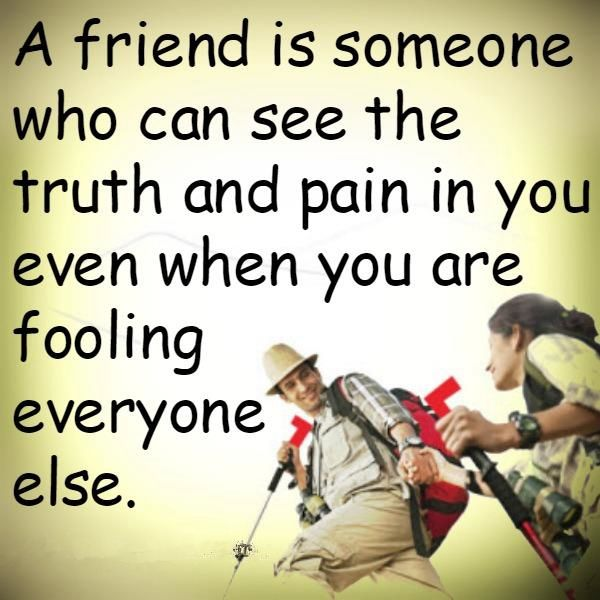 English Quotes About Friendship 02