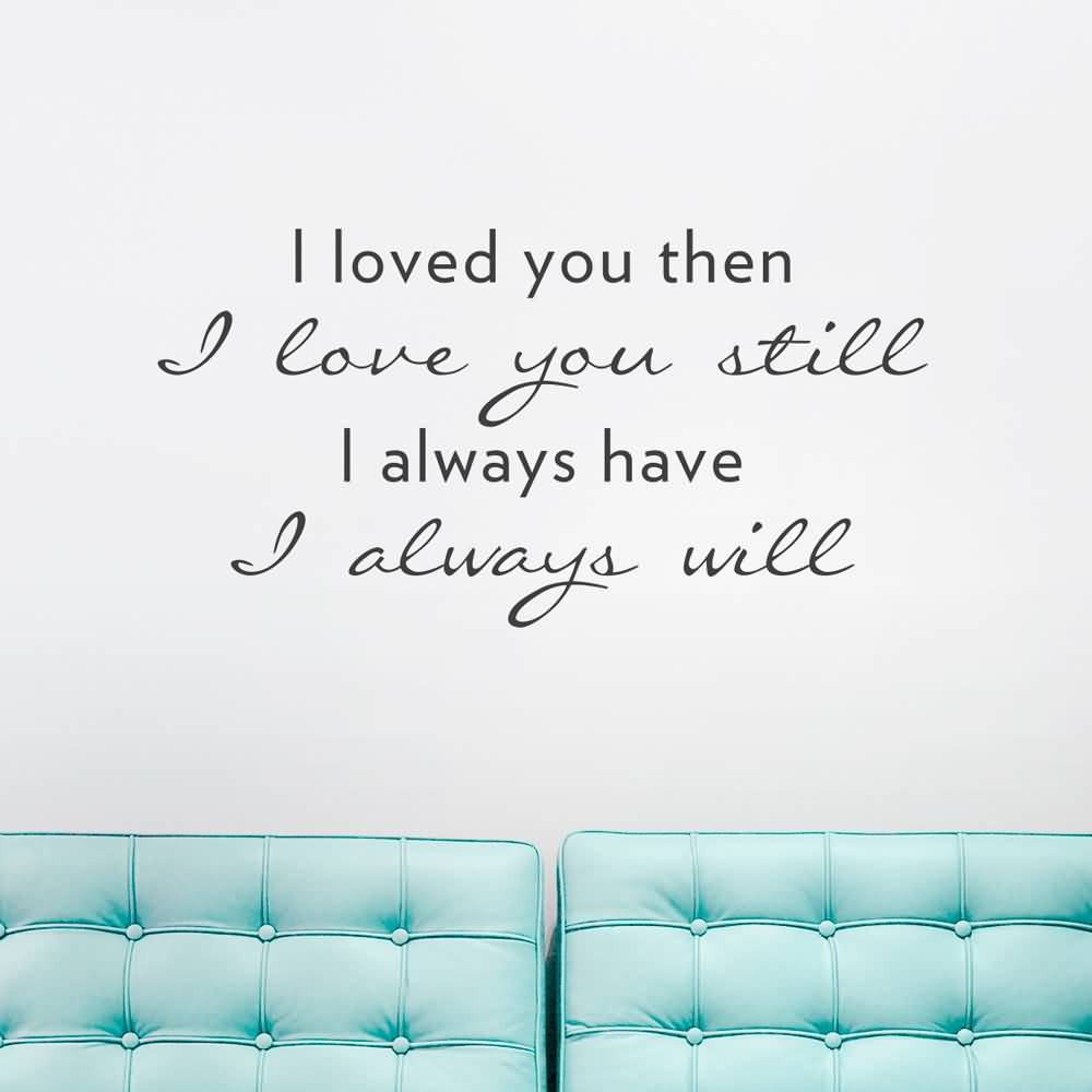 Everlasting Love Quotes 11