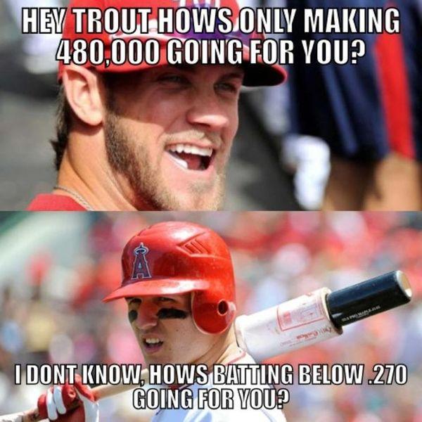 Extra funny baseball memes photo