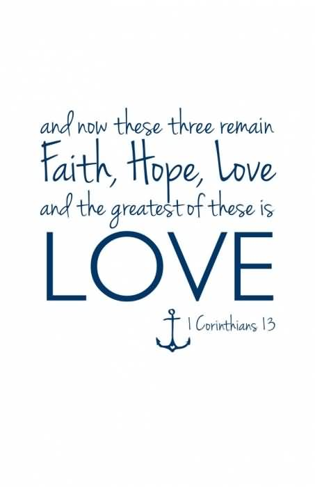 60 Faith Love Hope Quotes And Sayings Collection QuotesBae Stunning Faith Love Hope Quotes