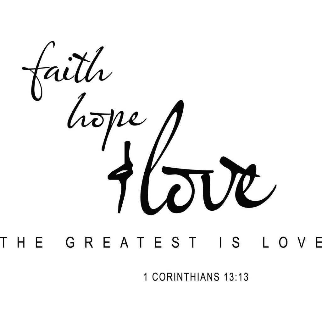 Faith Love Hope Quotes 17