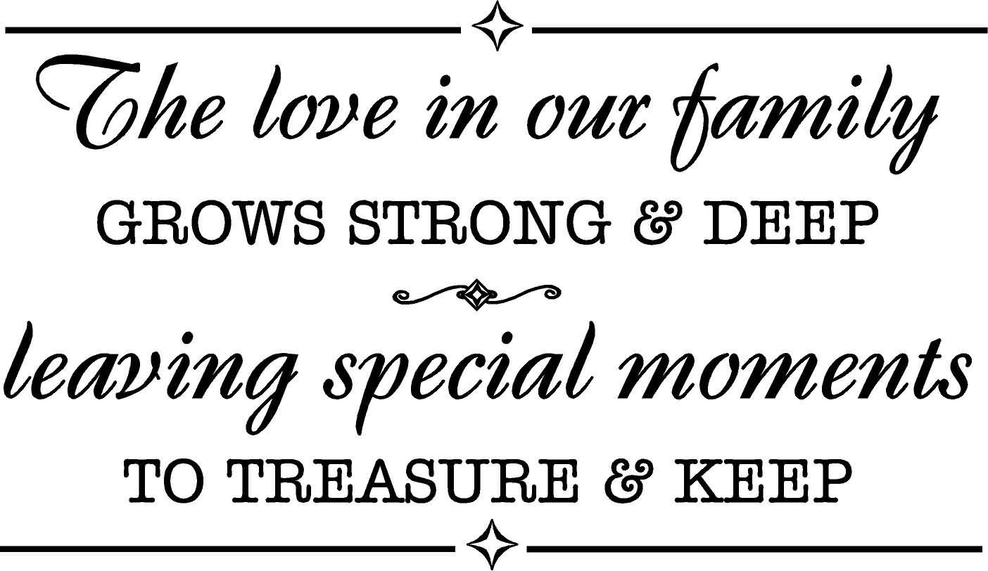 Family And Love Quotes 08