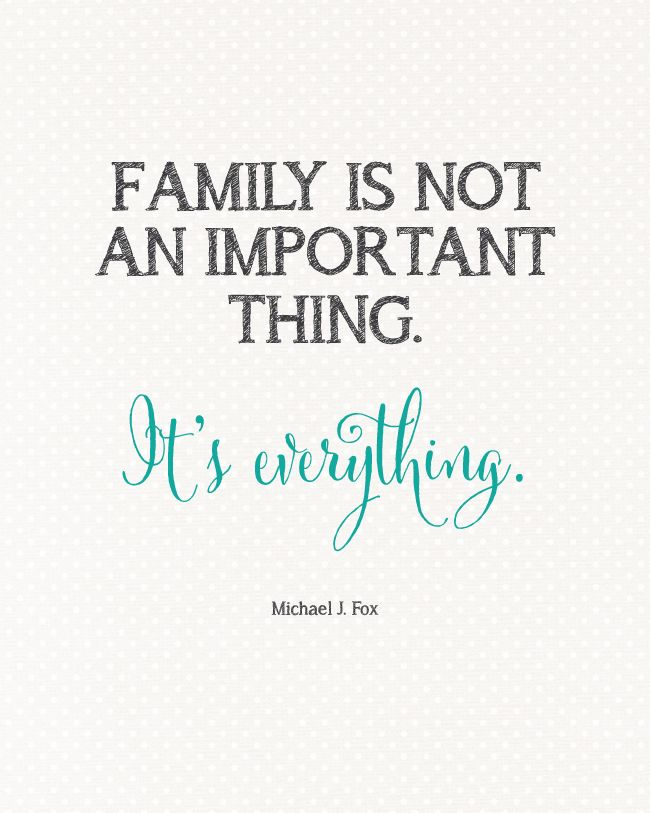 Family And Love Quotes 10