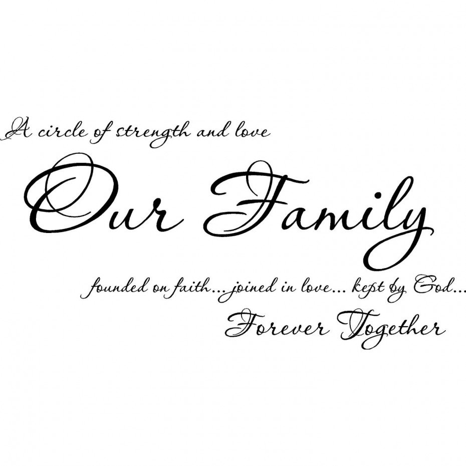 Family And Love Quotes 11