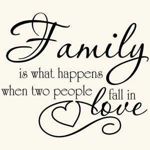 Family And Love Quotes 13